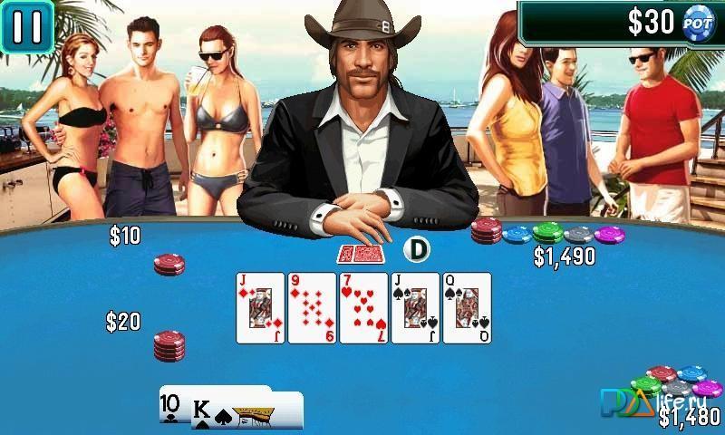 The poker house online castellano