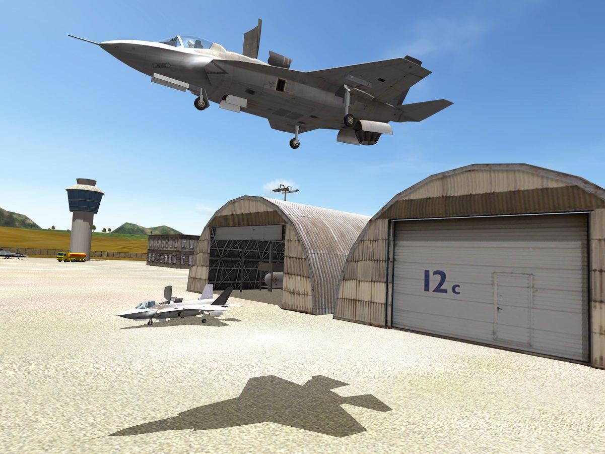F18 Carrier Landing скачать.4.0 APK на Android)