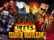 Doom meets Duke Nukem