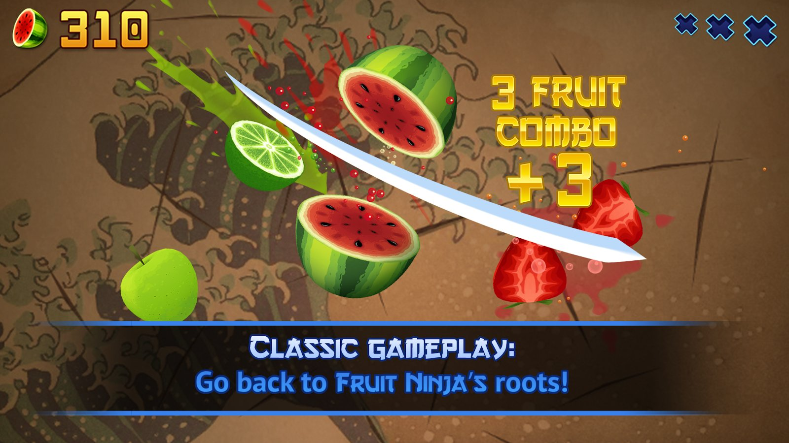 Fruit ninja apk download for android by halfbrick studios.