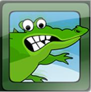 Jet Croc - летающий крокодил