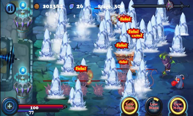 Скачать Kingdom Defender 2.5.00 APK (Mod Skill …
