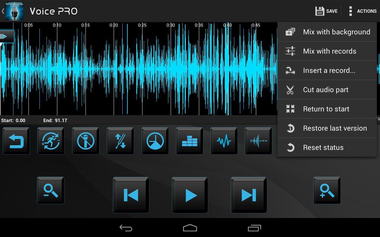 Скачать программу для Отделения Голоса от музыки