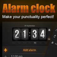 Alarm Clock and Beautiful Widget