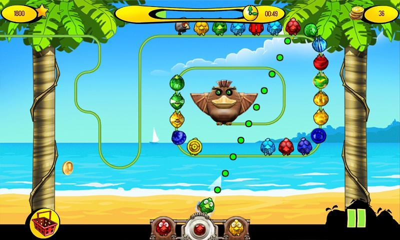 Angry Birds 2: mod a lot of money for Android / …