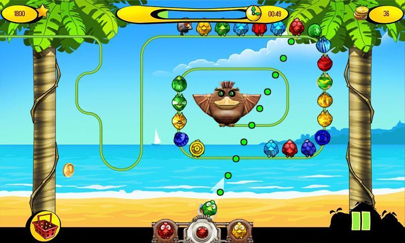 Приложения в Google Play – Angry Birds 2