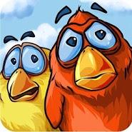 Птички на проводе