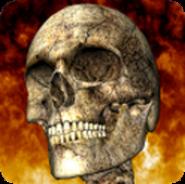 Hellfire Skeleton