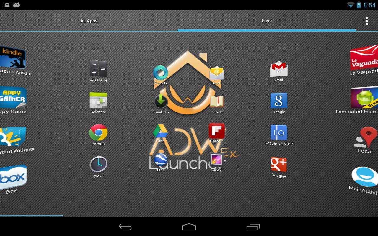 ADWLauncher EX Cracked APK Is Here UPDATED