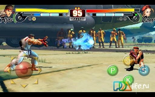 Street Fighter IV скачать на Android