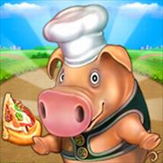 Веселая Ферма 2: Печем Пиццу