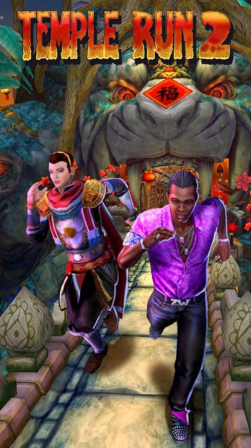 скачать игру temple run 2 мод много денег