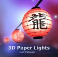3D Paper Lights