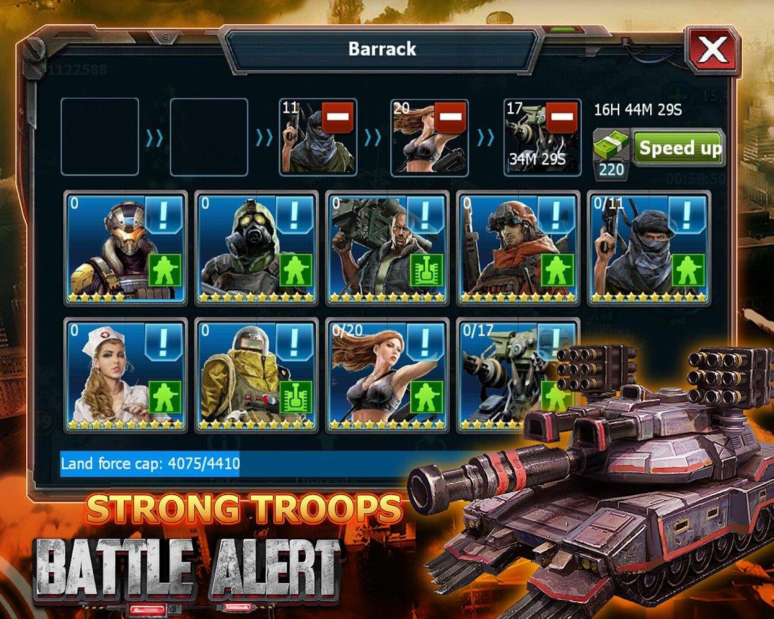 Приложения в Google Play – Battle Alert : War of …