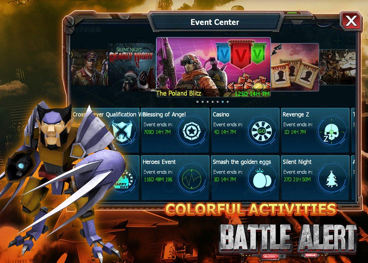 Battle Alert — Empire Defense скачать на андроид …