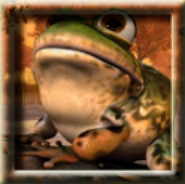 3D Animated Toad LWP