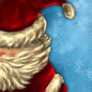 Run Santa! Run!