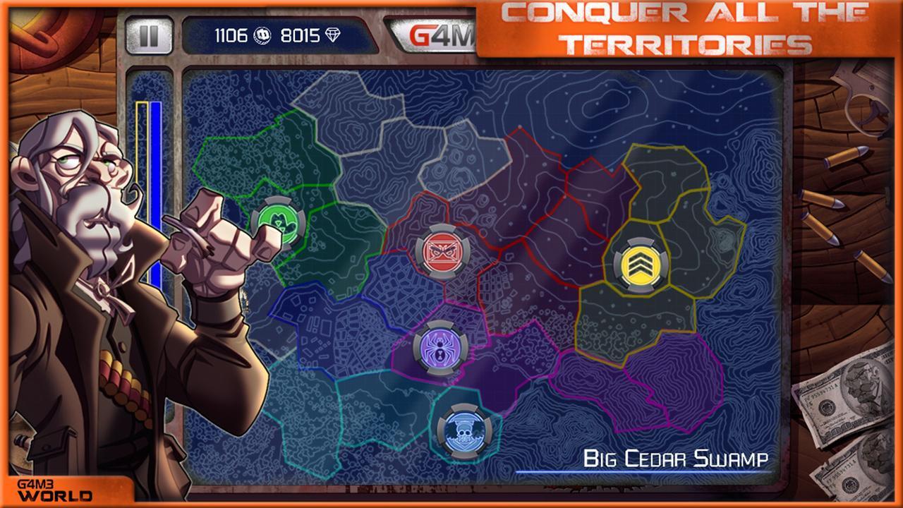 казаки снова война на android apk