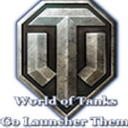 WoT Go Launcher Theme