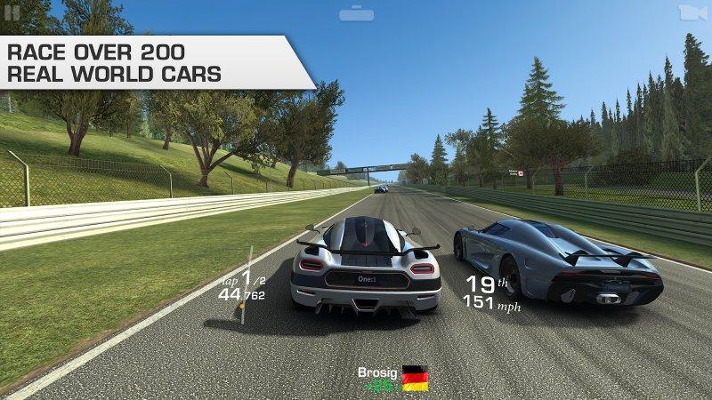 скачать игру real racing 3 на андроид много денег полная версия