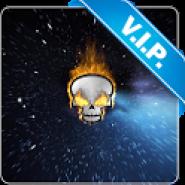 Burning skull lwp VIP