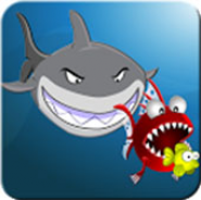 Angry & Crazy Fish Ninja Live