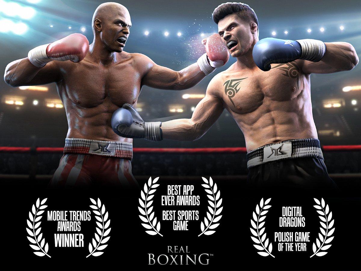 Скачать бесплатно игру real boxing на компьютер