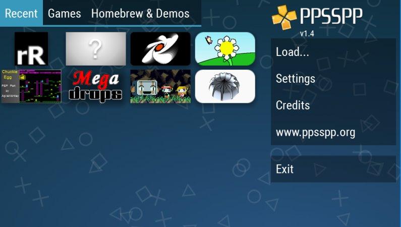 скачать игры для эмулятора ppsspp на андроид