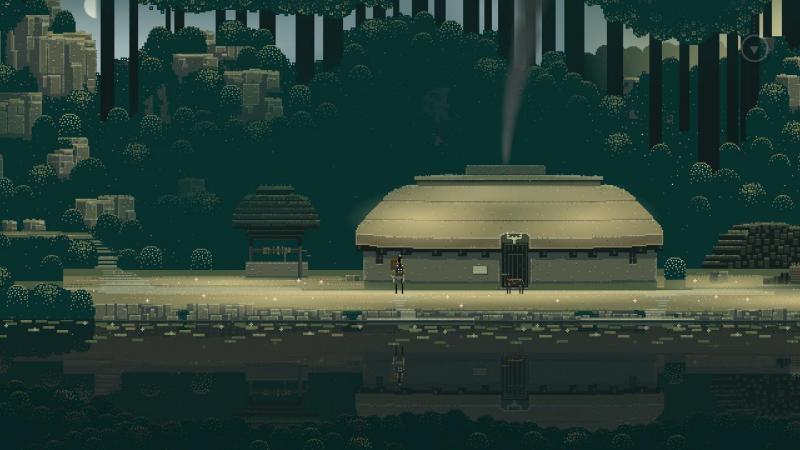 Superbrothers Sword & Sworcery Screenshot