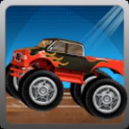 Monster Truck Fancy Racing