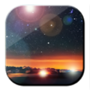 Galaxy Sky HD Live Wallpaper