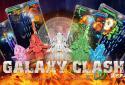 Galaxy Clash : Sonic Vs Plague