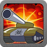 Battle Tank Street Wars Free