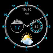 Super Clock Widget