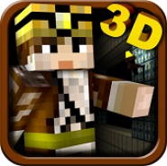 Mine Run 3D - Escape 2 Temple