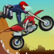 Mountain Moto : Down Hill