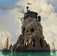 Skull Island 3D Live Wallpaper