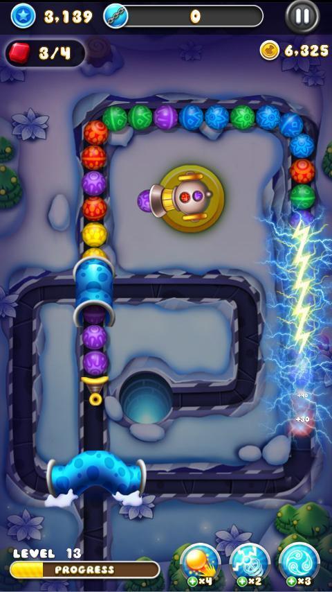 Marble Blast Saga скачать 1 0 8 на Android