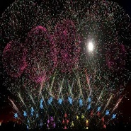 Fireworks HD Live Wallpaper