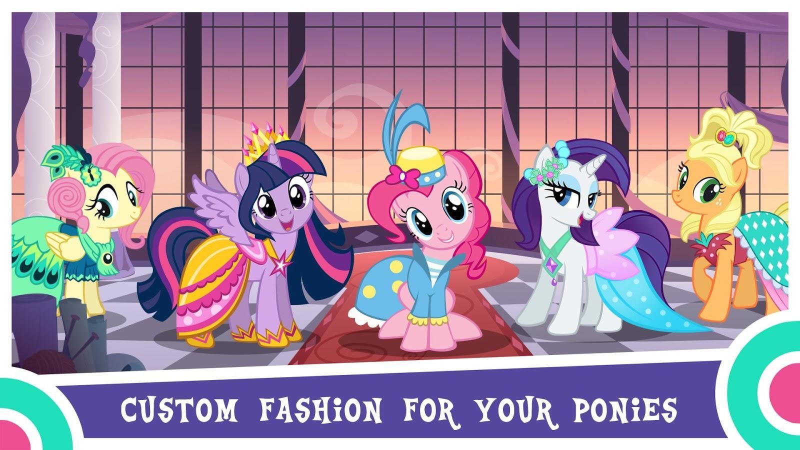 Взлом My Litel Pony - bookdiscover