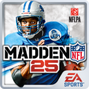 MADDEN NFL 25 by EA SPORTS