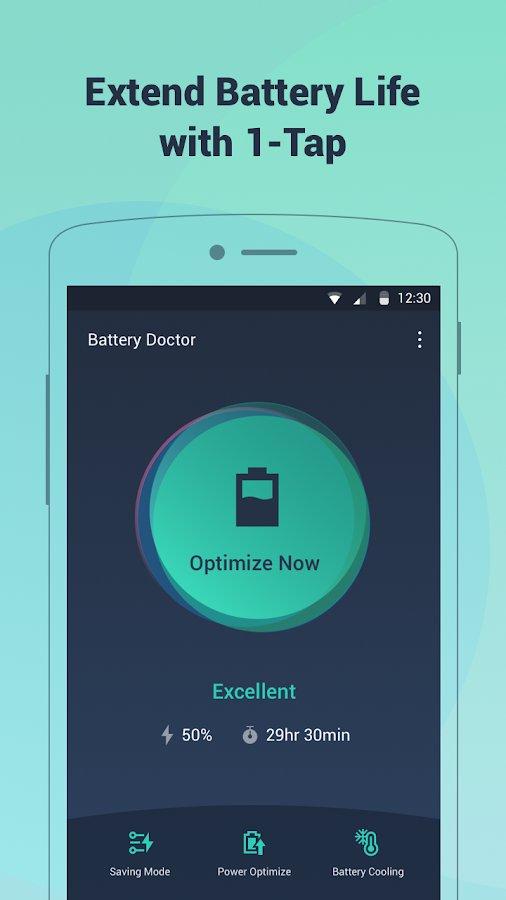 приложения для андроид battery doctor версия 5.11