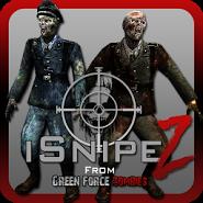 iSnipe : Zombies HD