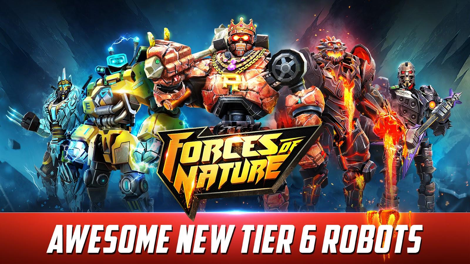 Real Steel World Robot Boxing - Apps on Google Play
