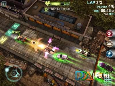 Играть бесплатно Blur Racing Игра - онлайн-игры …