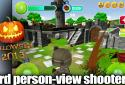 Toy Patrol Shooter 3d Helloween