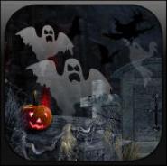 Хэллоуин живые обои 3D