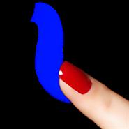 Рисуем пальцем - живые обои