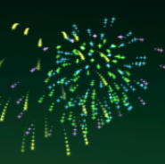 Docomo Fireworks
