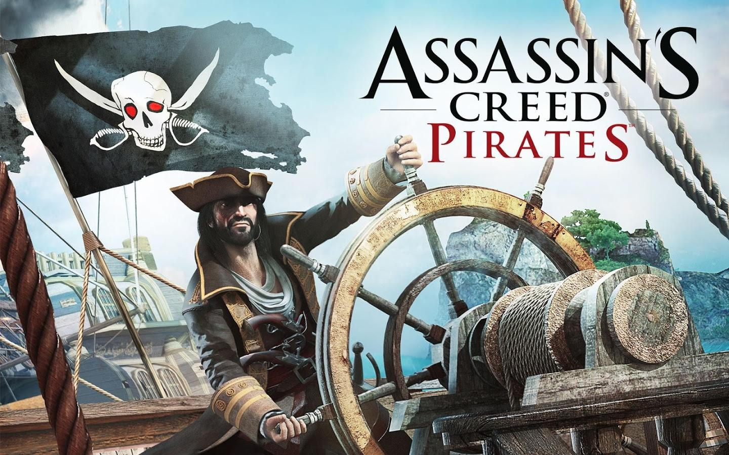 Скачать assassins creed pirates на компьютер торрент